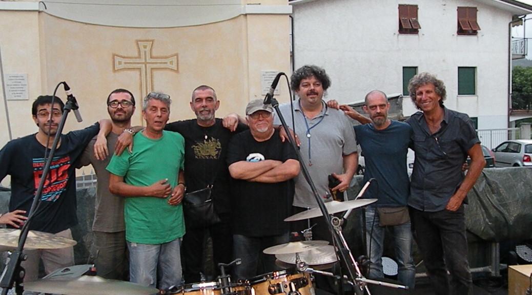 Borghetto di Vara (Sp) - con Ellade Bandini